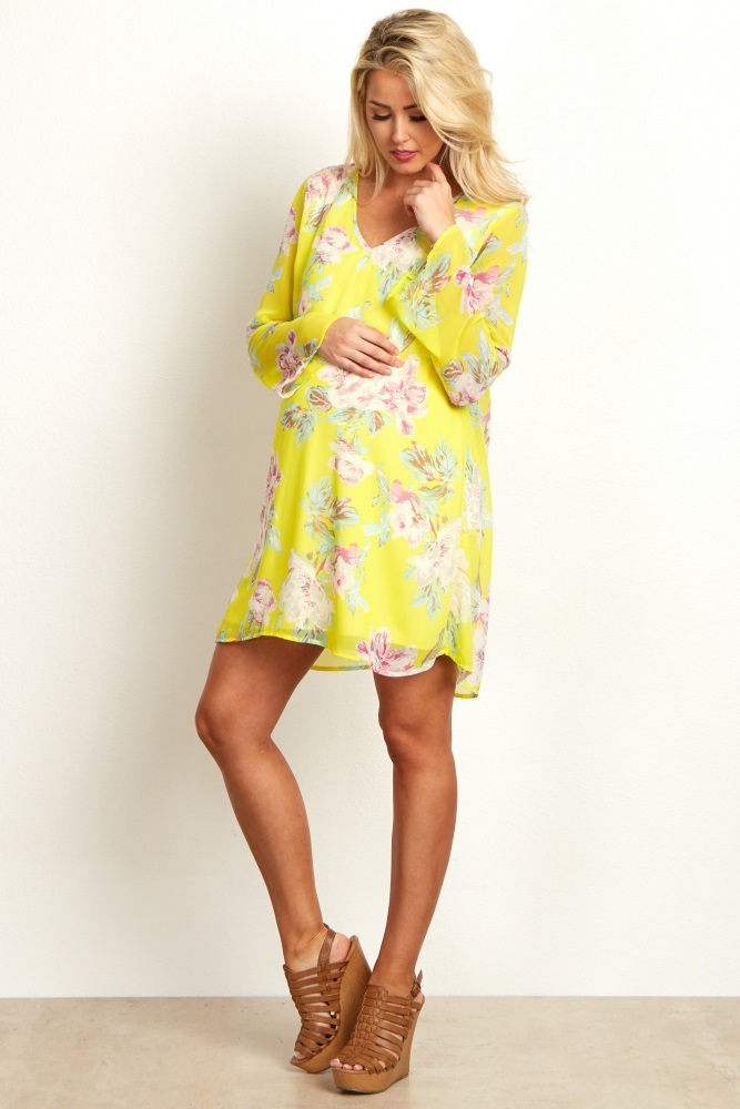 Beautiful Maternity Dresses For Baby Shower 10