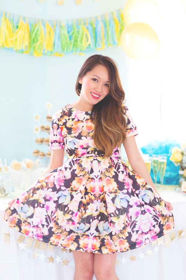 Beautiful Maternity Dresses For Baby Shower 17