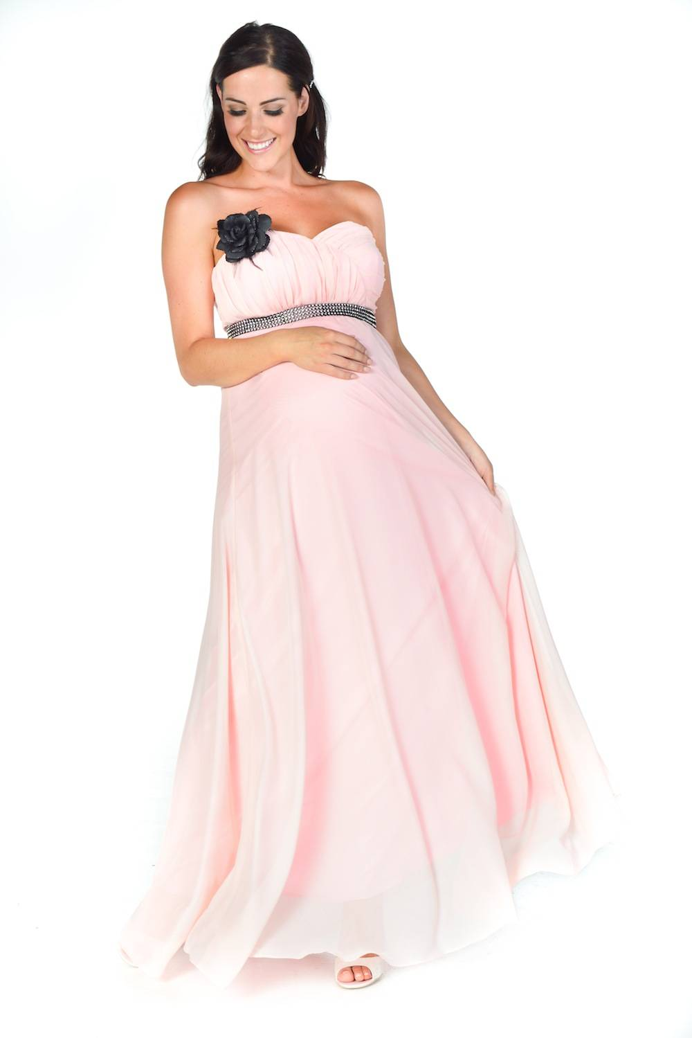 BEAUTIFUL MATERNITY DRESSES FOR BABYSHOWER Godfather for Best Dress For Baby Shower Guest