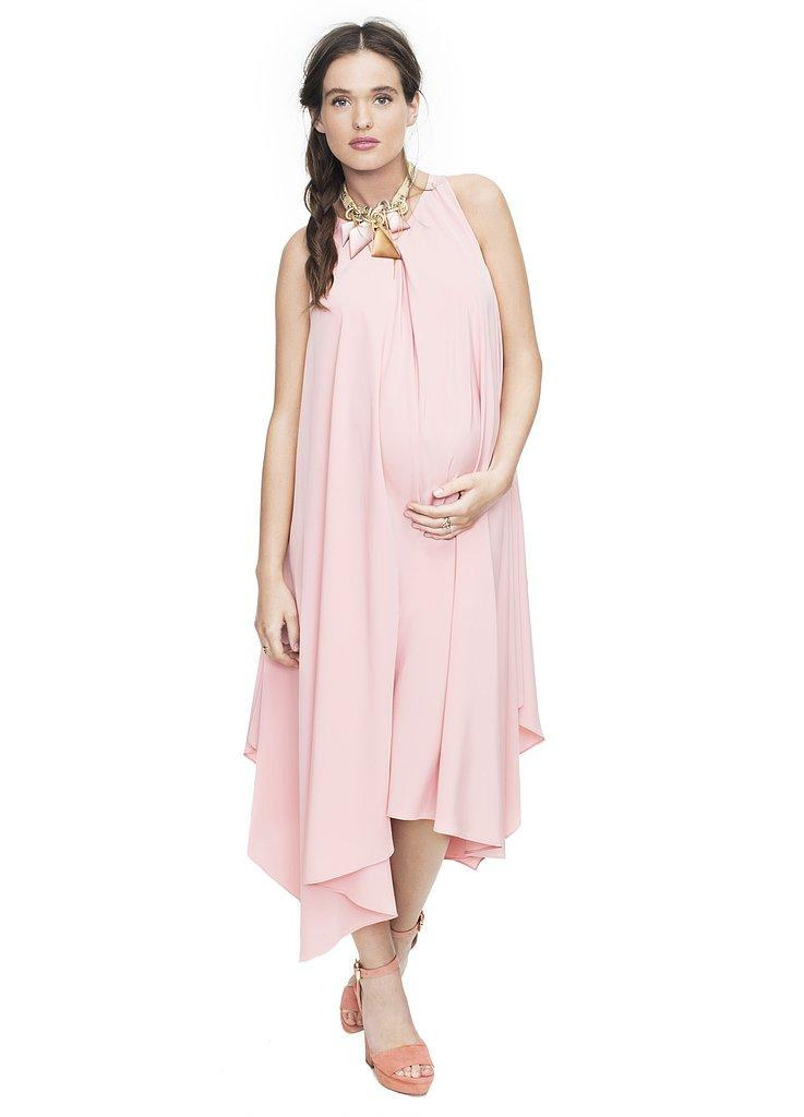 BEAUTIFUL MATERNITY DRESSES FOR BABYSHOWER Godfather for Simple Pink Maternity Dress For Baby Shower