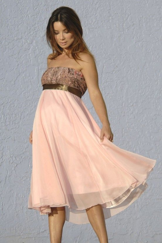 Beautiful Maternity Dresses For Baby Shower