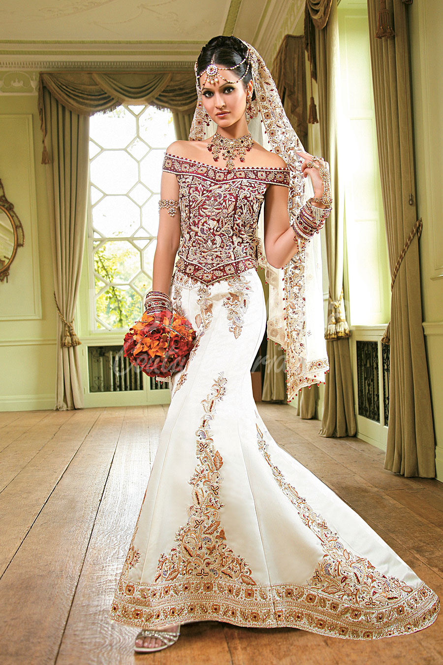 Bridal Outfit ideas for your reception 18