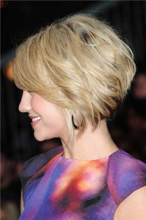 Stylish Inverted Bob Hairstyle Ideas for Women 12
