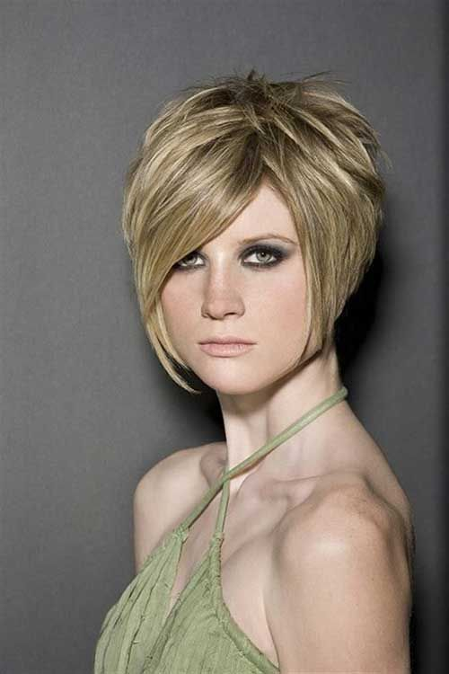 Stylish Inverted Bob Hairstyle Ideas for Women 17