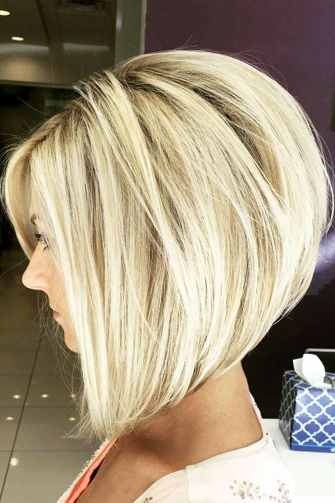 Stylish Inverted Bob Hairstyle Ideas for Women 2