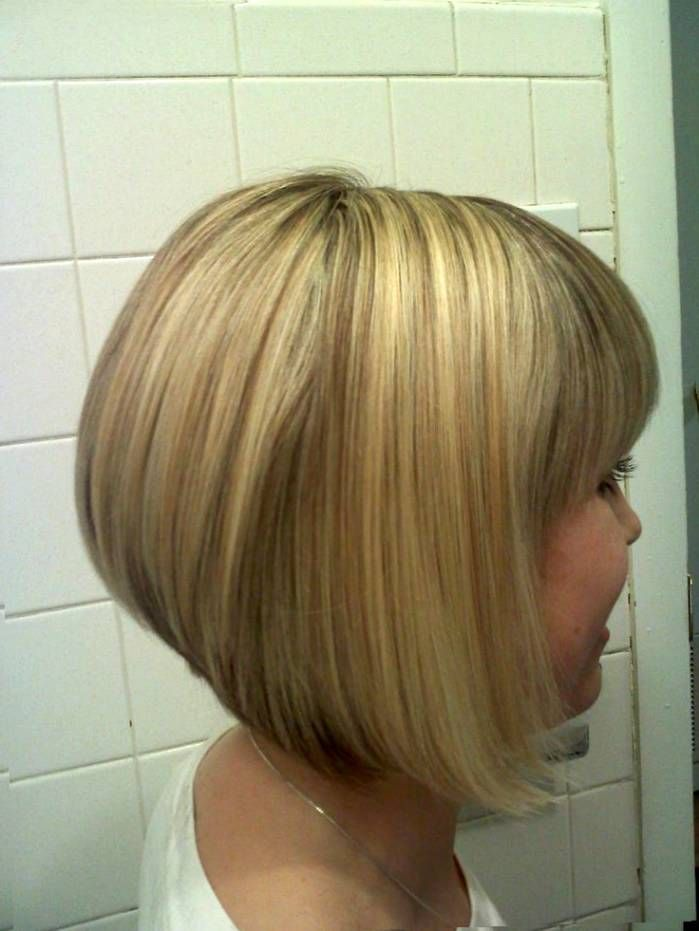 Stylish Inverted Bob Hairstyle Ideas for Women 6