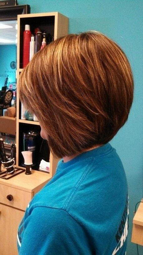 Stylish Inverted Bob Hairstyle Ideas for Women 9