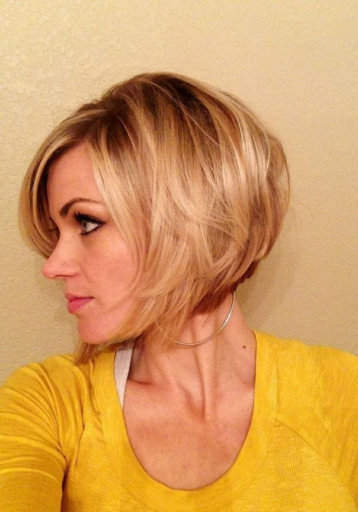 Stylish Inverted Bob Hairstyle Ideas for Women