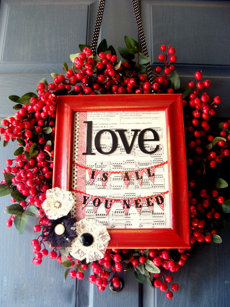 Best Valentines Decorations For Home 13