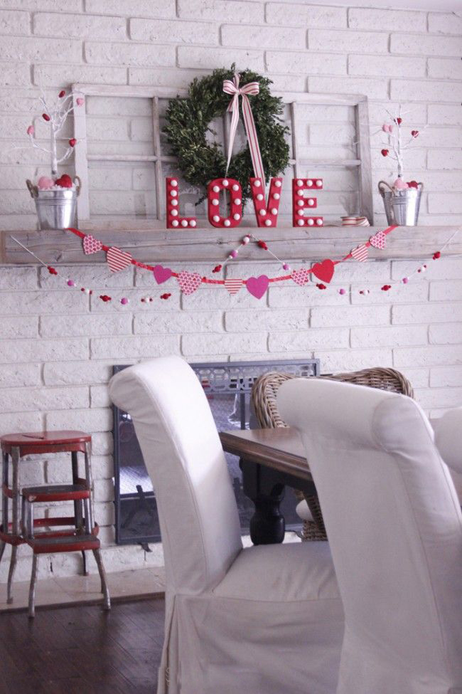 Best Valentines Decorations For Home 15