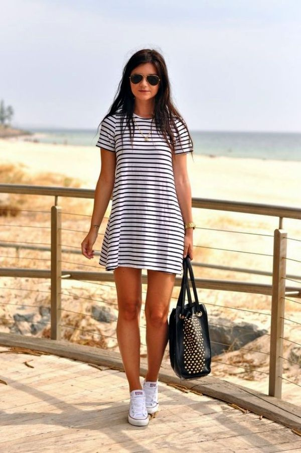 Gorgeous Beach Outfit Ideas 10