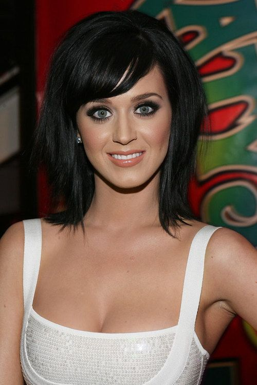 Gorgeous Katy Perry Hairstyles 1