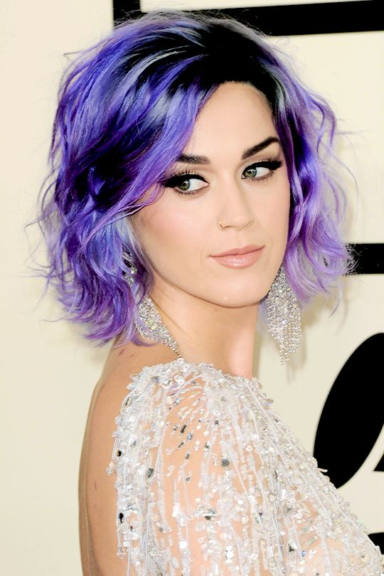 Gorgeous Katy Perry Hairstyles 13