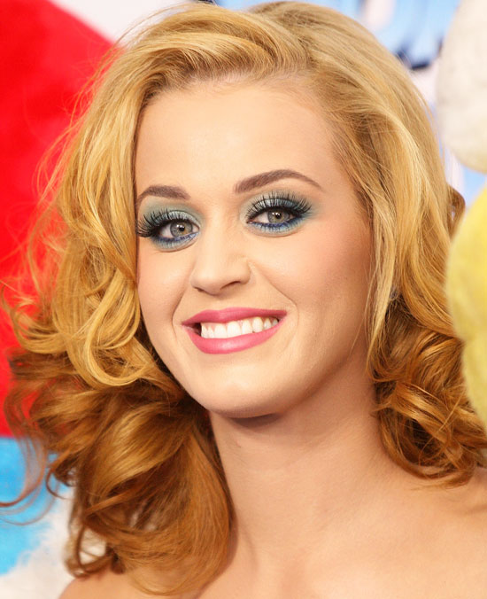 Gorgeous Katy Perry Hairstyles 14