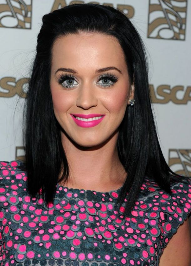 Gorgeous Katy Perry Hairstyles 15