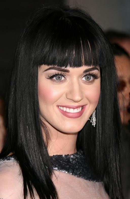 Gorgeous Katy Perry Hairstyles 16