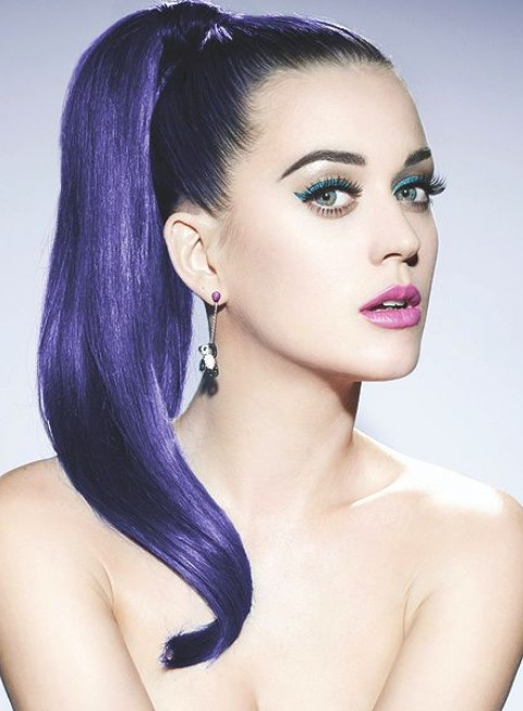 Gorgeous Katy Perry Hairstyles 17