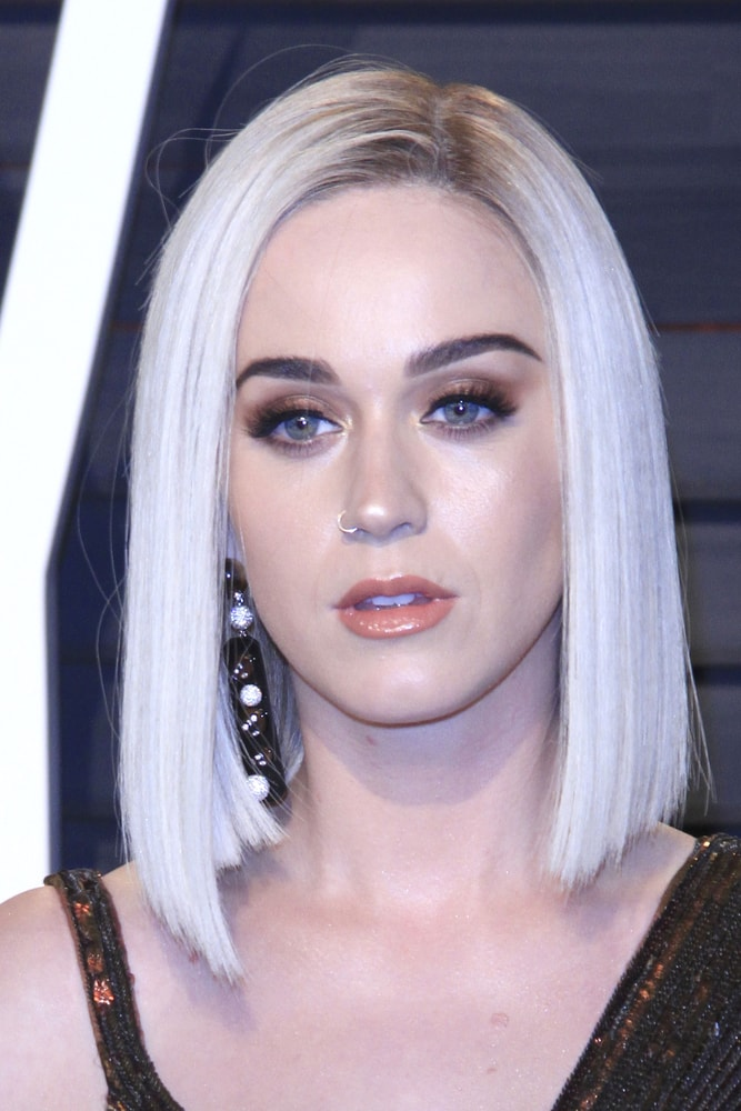 Gorgeous Katy Perry Hairstyles 18