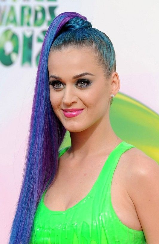 Gorgeous Katy Perry Hairstyles 2