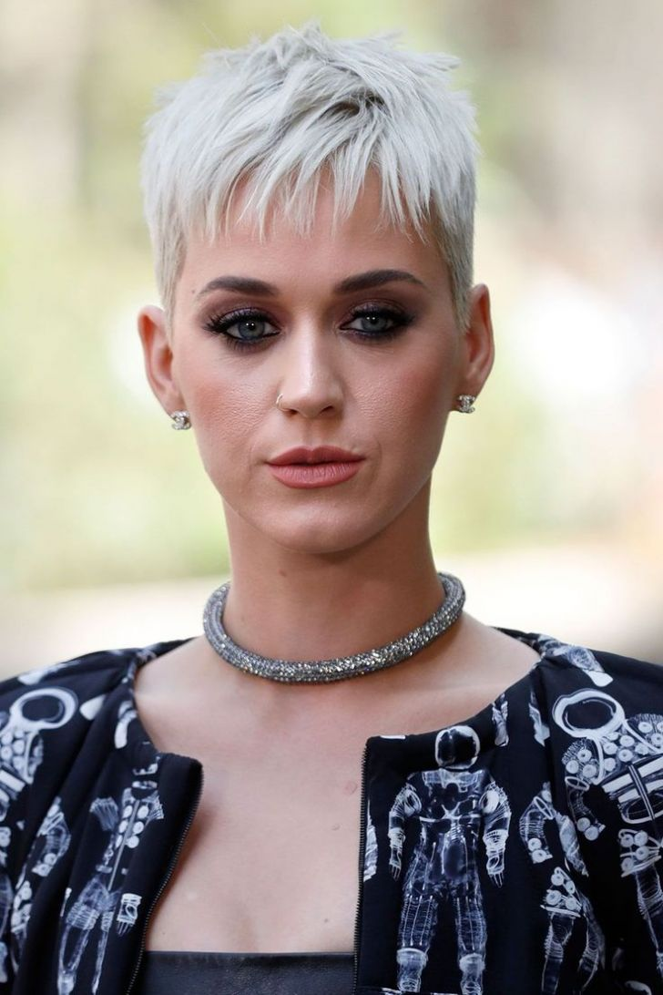 Gorgeous Katy Perry Hairstyles 21