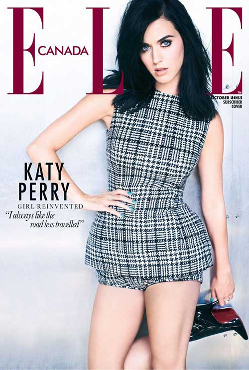Gorgeous Katy Perry Hairstyles 25