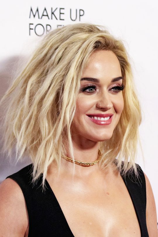 Gorgeous Katy Perry Hairstyles 26