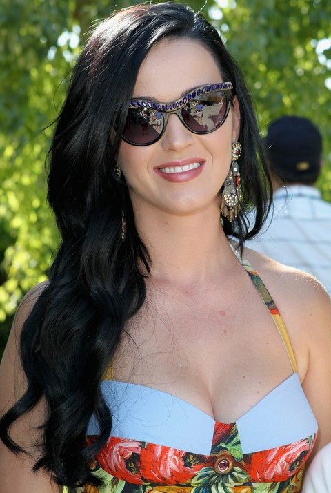 Gorgeous Katy Perry Hairstyles 27