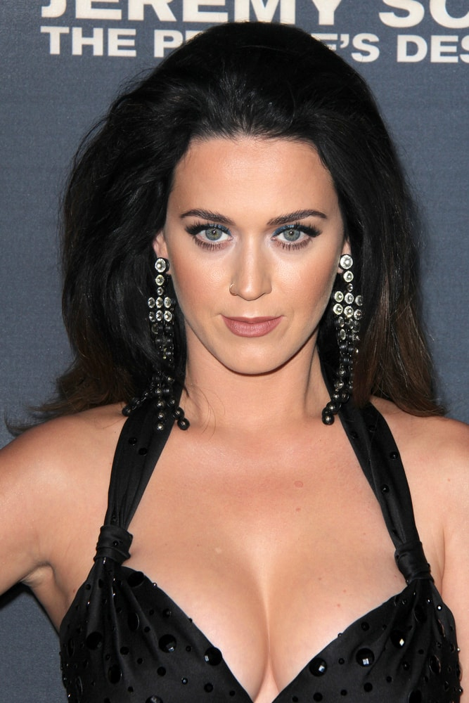 Gorgeous Katy Perry Hairstyles 4