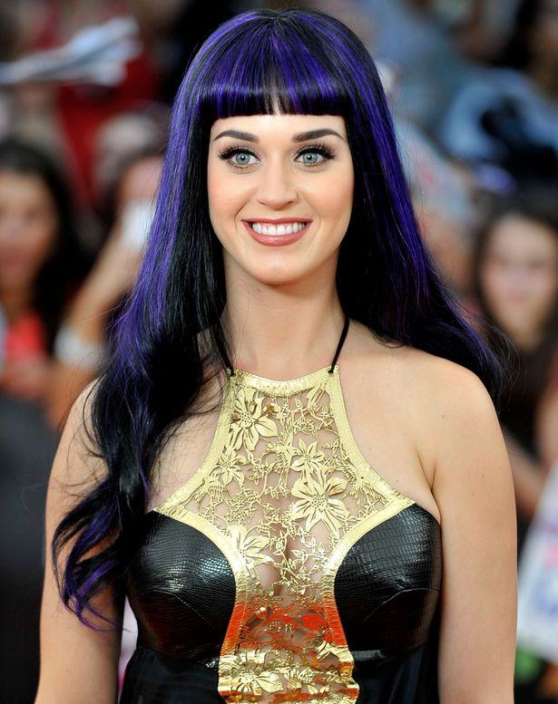 Gorgeous Katy Perry Hairstyles 6