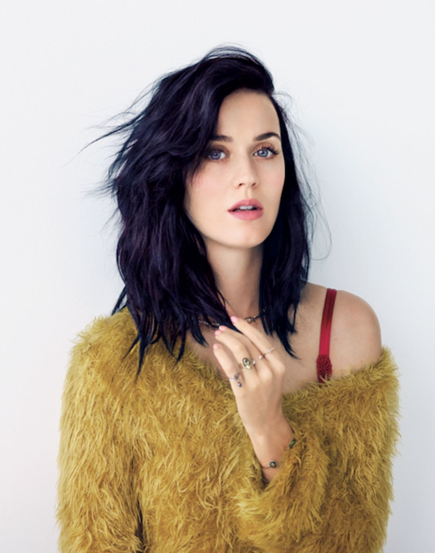 Gorgeous Katy Perry Hairstyles 8