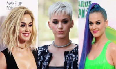 Gorgeous Katy Perry Hairstyles feture