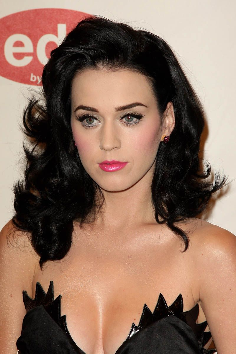 Gorgeous Katy Perry Hairstyles