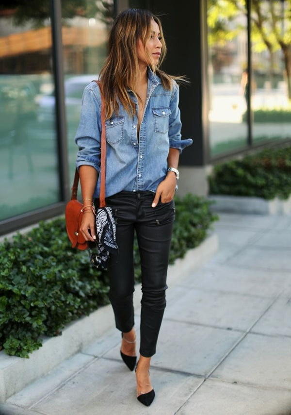 New Trendy Black Jeans Outfits Ideas For Women 21