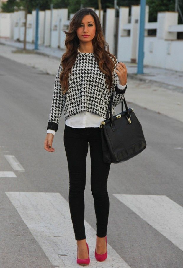 New Trendy Black Jeans Outfits Ideas For Women 28