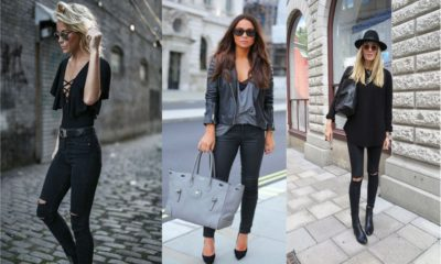 29 New Trendy Black Jeans Outfits Ideas For Women