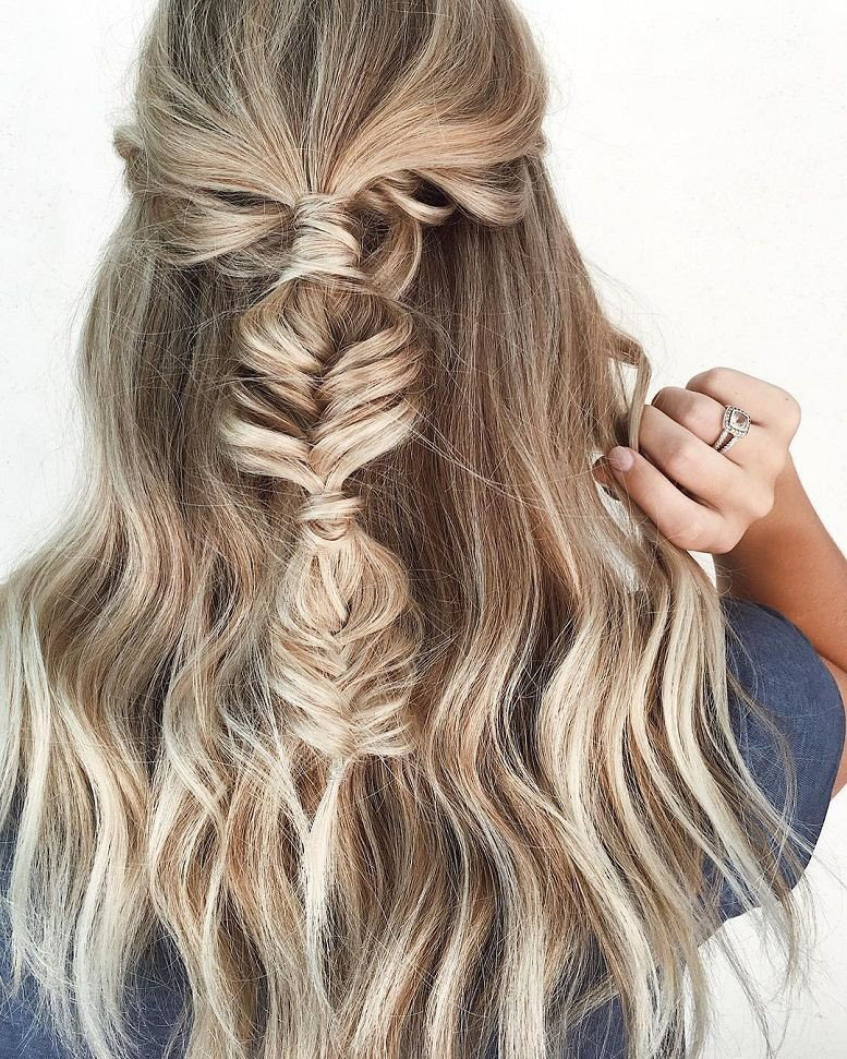 52 Trendy Chic Braided Hairstyle Ideas You Should Try Ideas of f