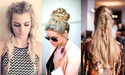 38 Fishtail Braid Hairstyles ideas