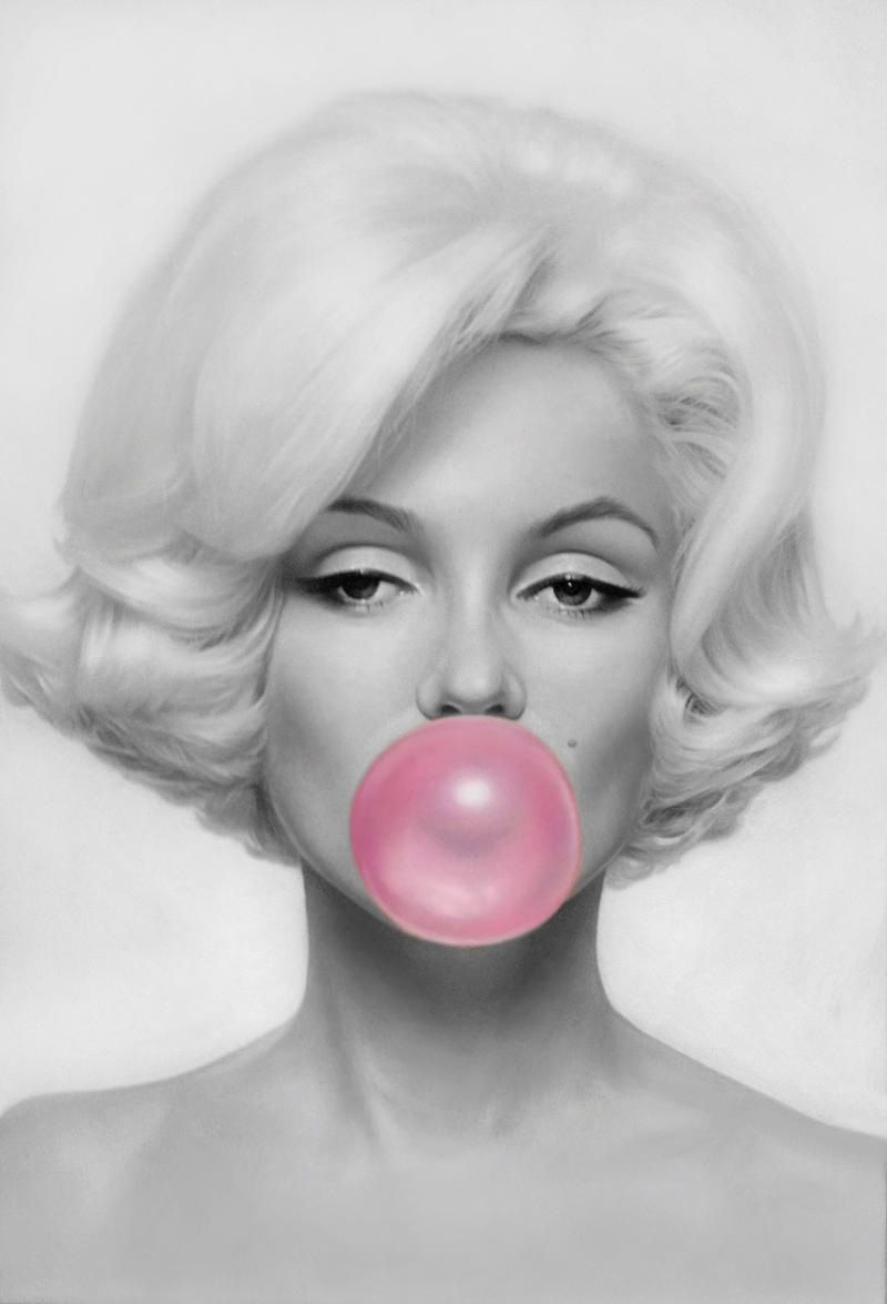 Ideas for girls to rock the pink bubble gum look 4
