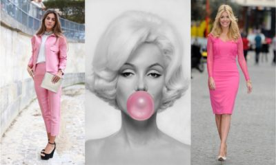 Ideas for girls to rock the pink bubble gum look Feture