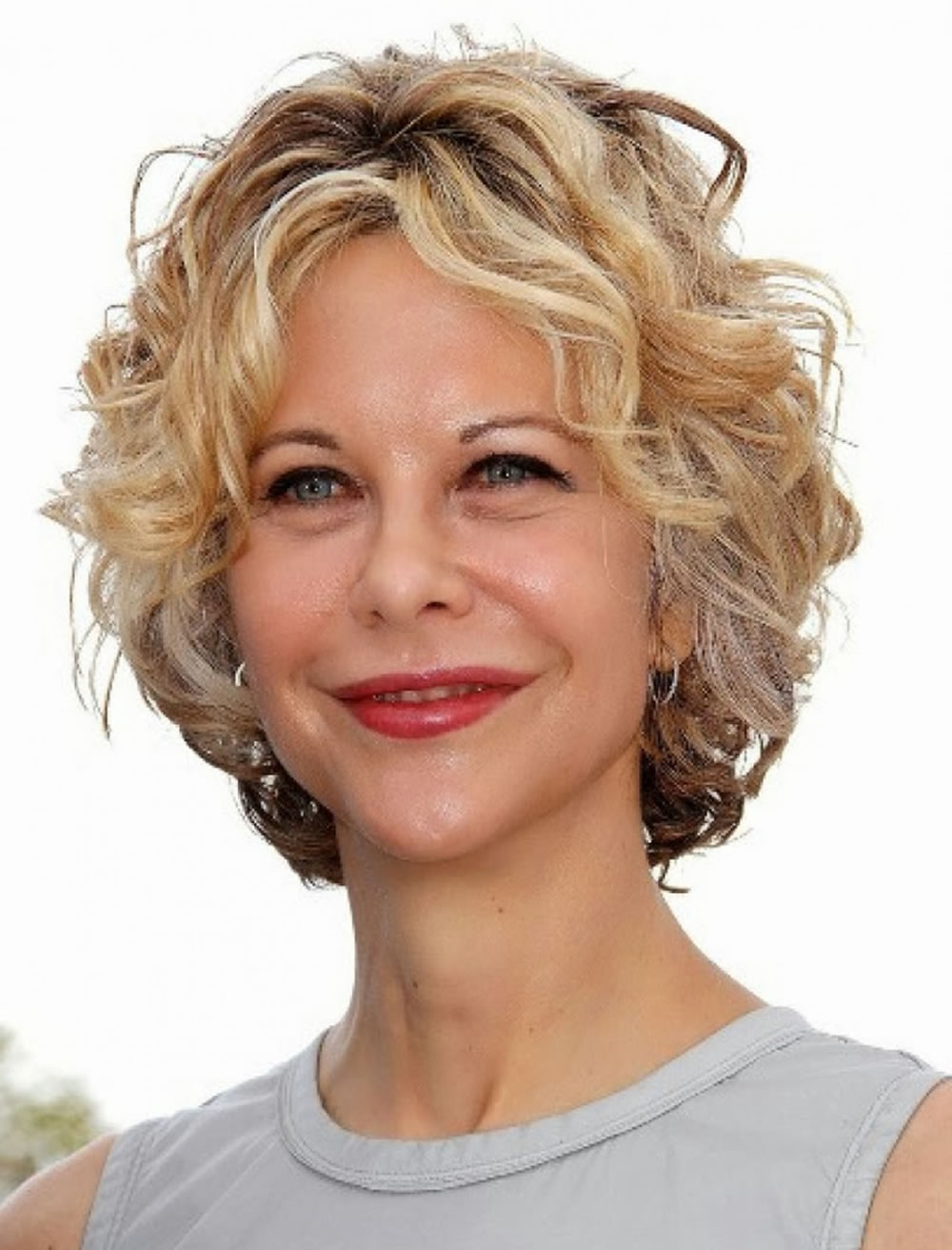 Curly Short Hairstyles for Older Women Over 50 – Best Short Haircuts 2018-2019