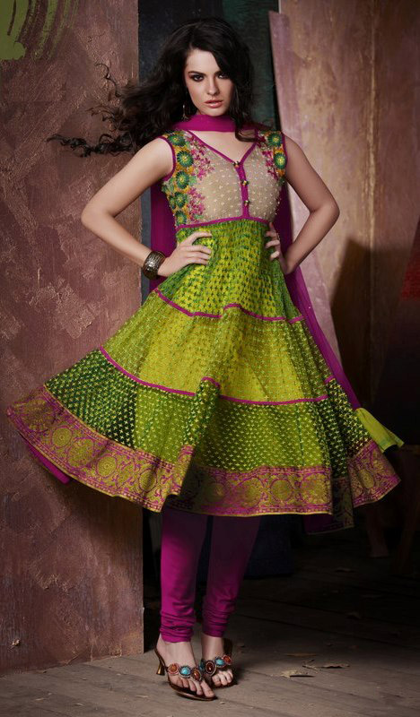 Latest Diwali Dress for women 12
