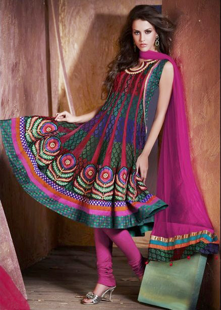 Latest Diwali Dress for women 19