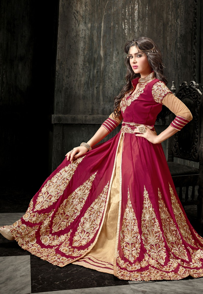Latest Diwali Dress for women 22