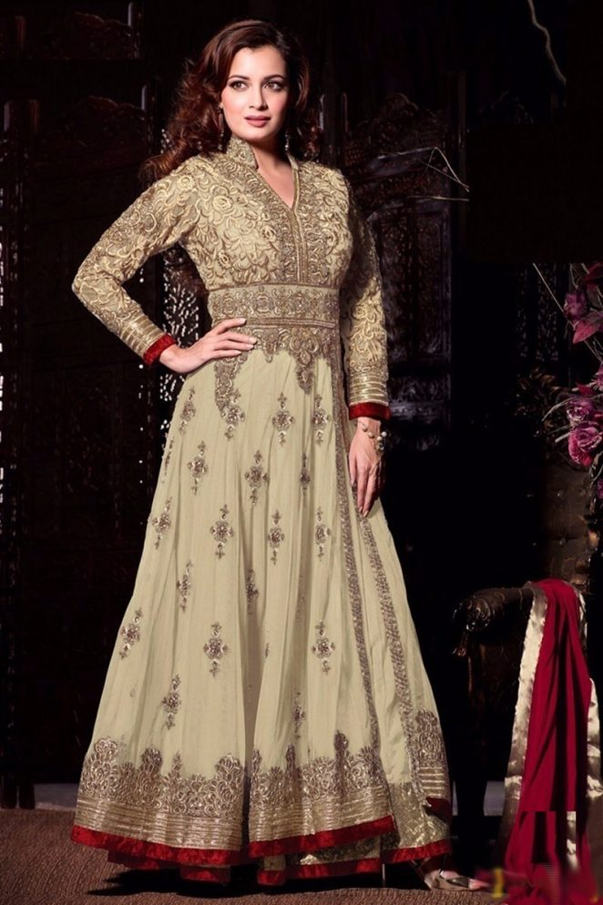 Latest Diwali Dress for women 27