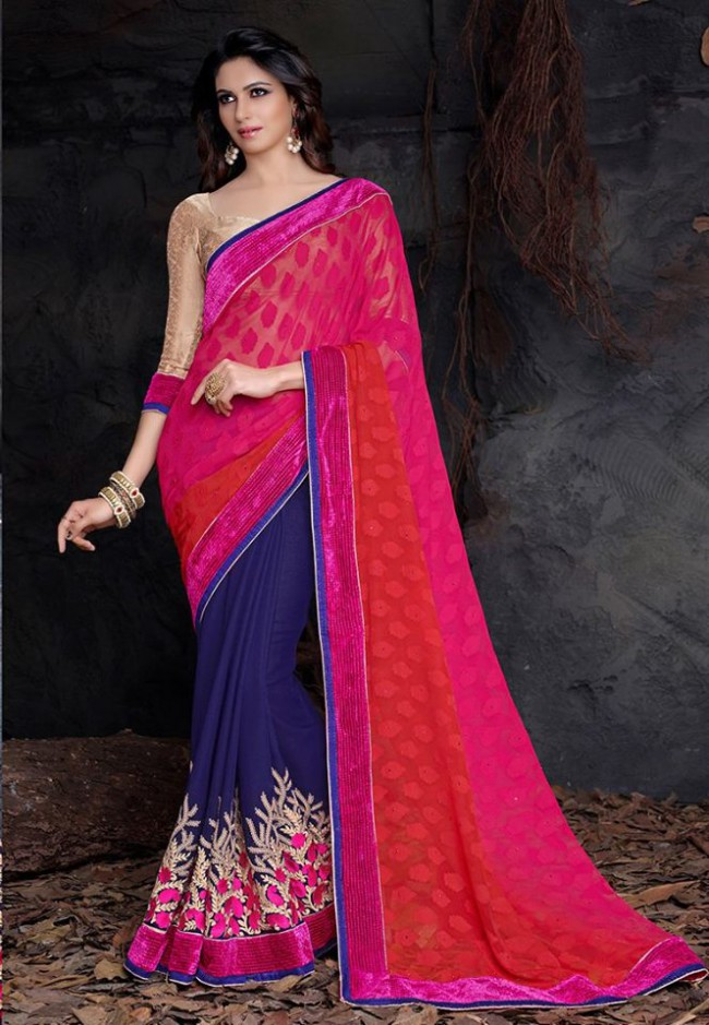 Latest Diwali Dress for women 3