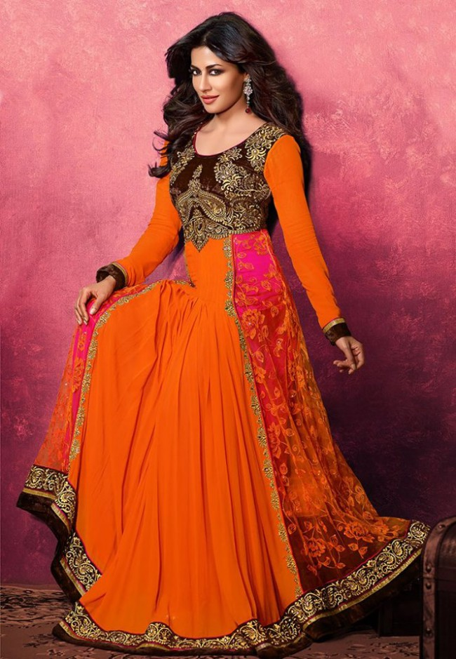 Latest Diwali Dress for women 5