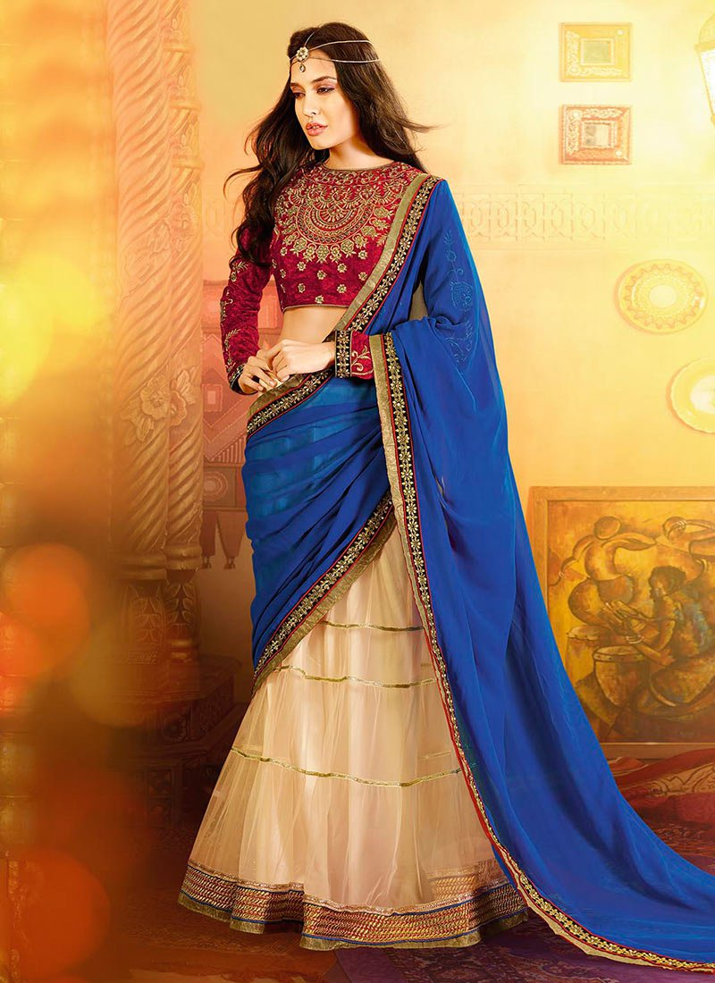 Latest Diwali Dress for women 9