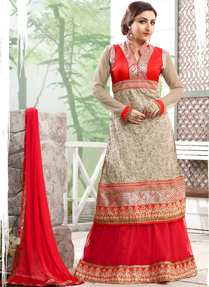 Latest Diwali Dress for women