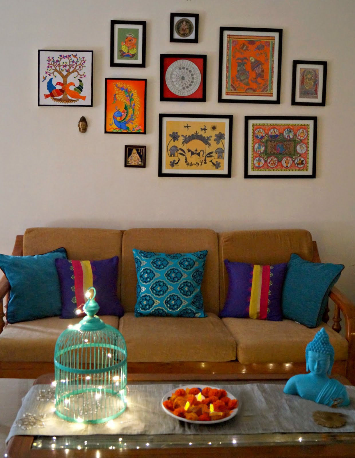 Latest Diwali home décor 9