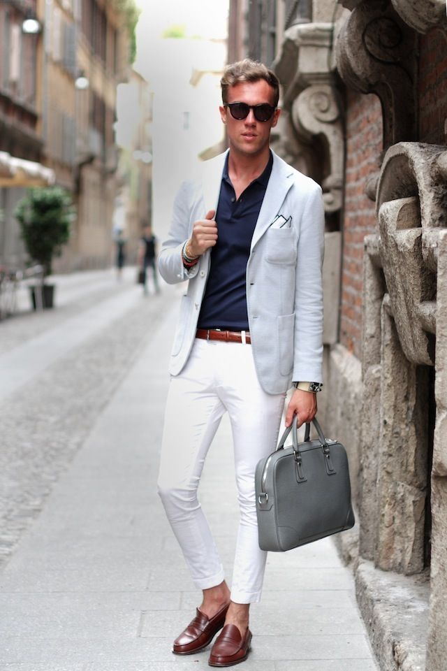 Stylish Men Outfits Look With Jeans 17